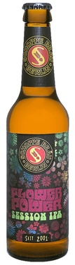 Biere Allemagne Flower Power Session Ipa 33cl 4.7%