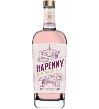 Boisson Aromatise A Base De Gin Ha'ppeny Rhubarb Gin 40% 70cl