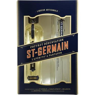 Coffret Liqueur De Sureau St Germain + Carafe 20% 70cl