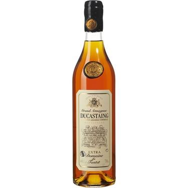 Armagnac Domaine Du Tastet 10 Ans D'age 40% 70cl Caisse Bois